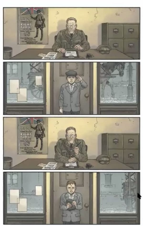 A Locke And Key: Pale Battallions Preview.