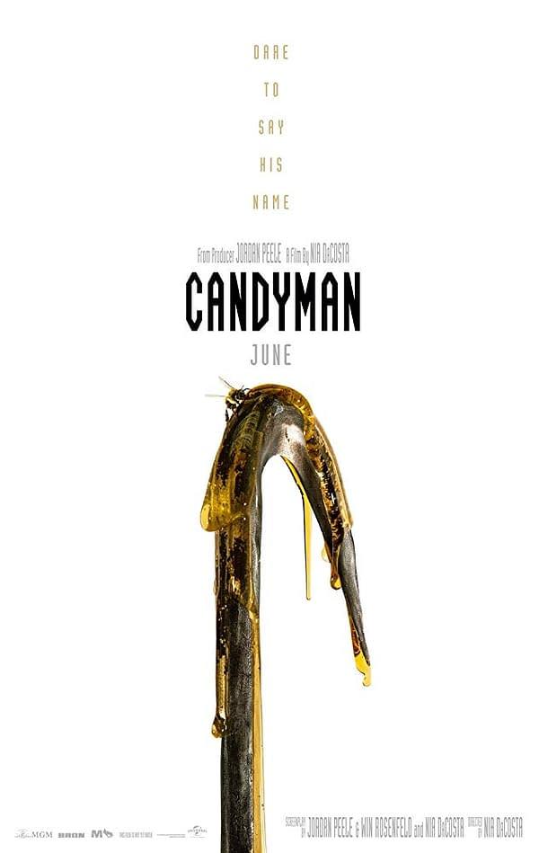 """Candyman"": Jordan Peele, Nia DaCosta Update Will Hook You [TRAILER]"