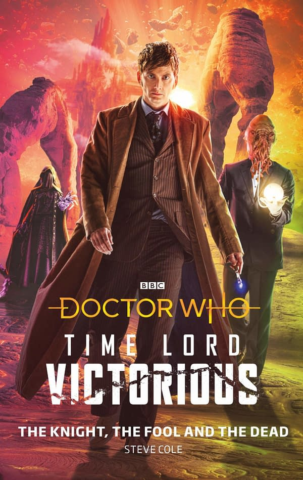 Doctor Who: Time Lord Victorious FOC Today, Will Stores Order Enough?