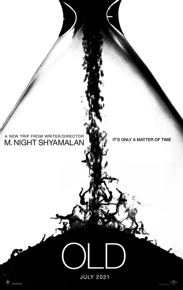 M. Night Shymalan's New Film Is Called Old, Poster Revealed