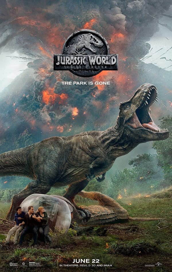 Jurassic World: Fallen Kingdom Releases Final Trailer, Finally