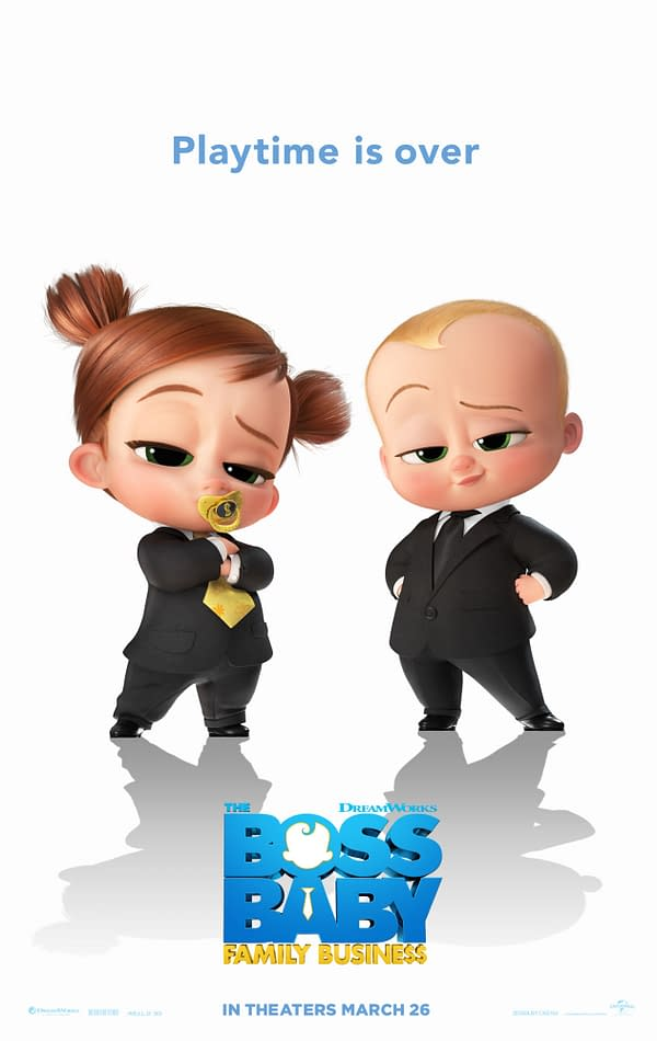 The boss's baby sequel postponed from March 2021 to September 9