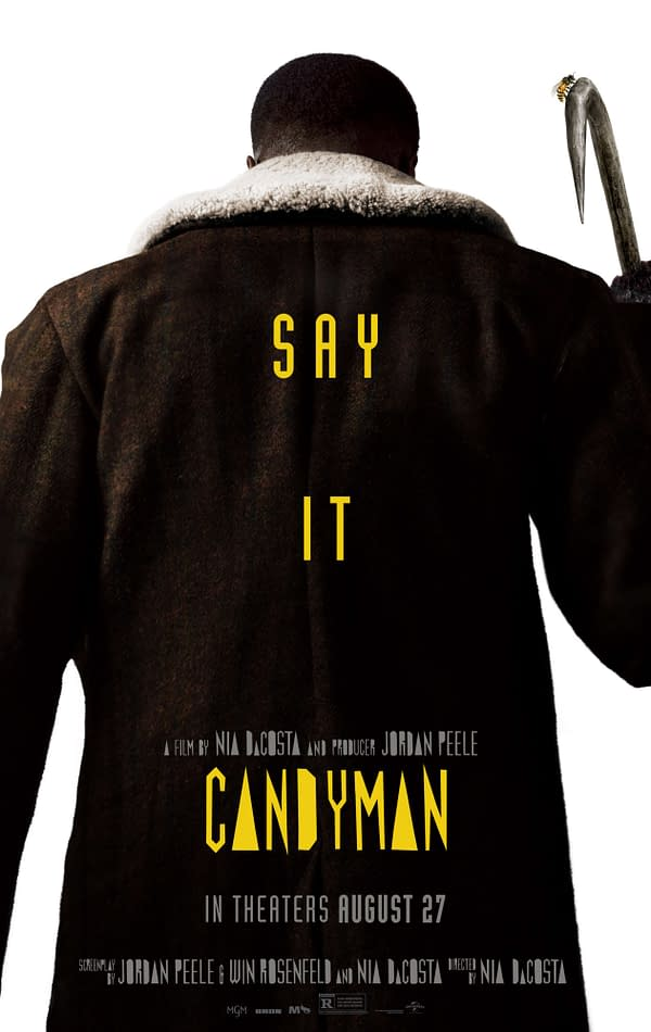 Candyman Review: Beautiful Bloody Fun that Barely Misses the Mark