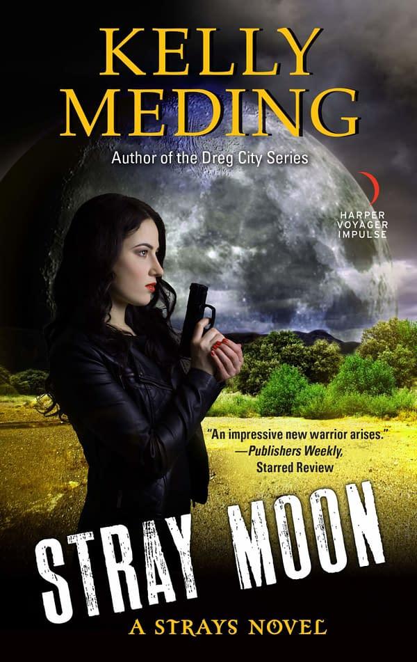 """Castle Talk: Kelly Meding's """"Stray Moon"""", Why Urban Fantasy Thrives"""