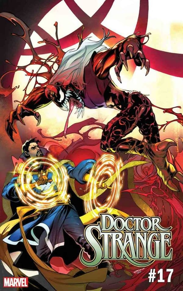 """Marvel to """"Carnage-ize"""" Heroes on 25 Absolute Carnage Variants in July"""