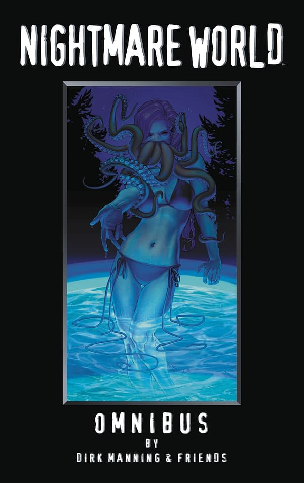 Nightmare World Omnibus courtesy of Devil's Due/1First