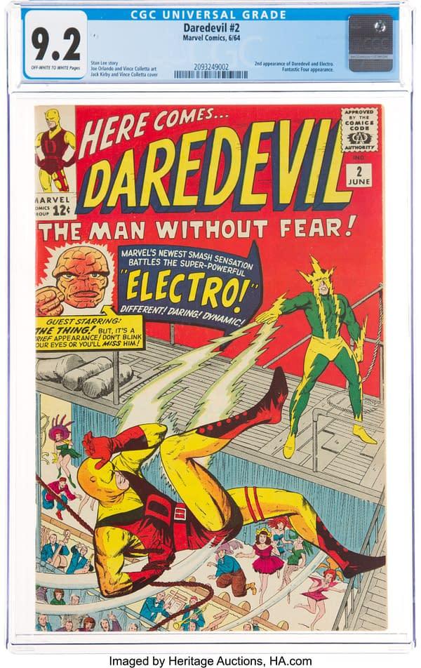 Daredevil #2 (Marvel, 1964)