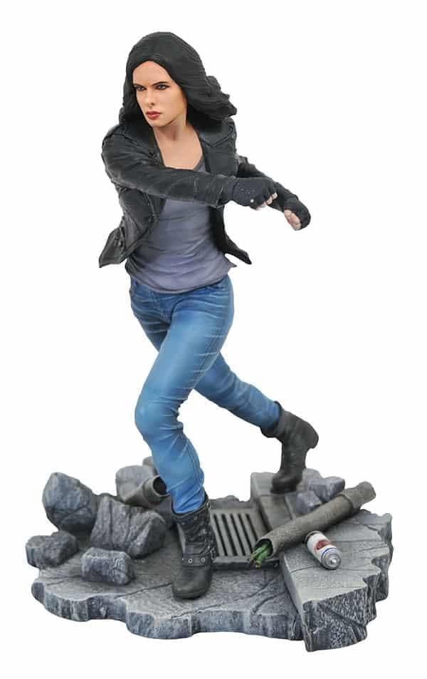 Gamestop Jessica Jones Gallery Statue 1