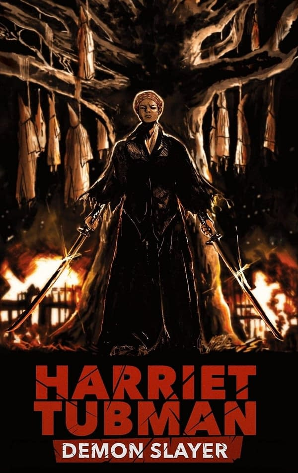 Oh, the Indie Horror!: Leave on the Light & Harriet Tubman: Demon Slayer