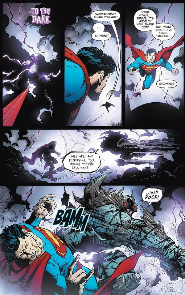 Dark Nights: Metal #3 Had One Page Completely Rewritten For Future Printings