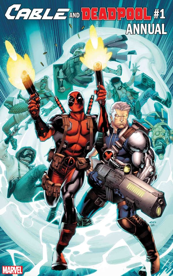 cable and deadpool annual 2018