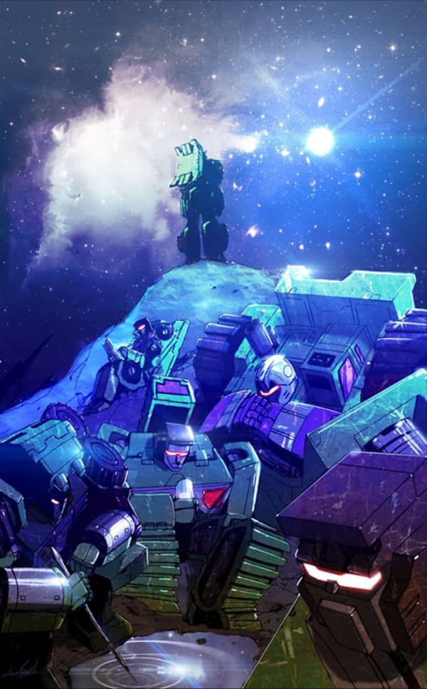 Kate Leth, Sam Maggs, More Creators Revealed for Upcoming Transformers Comics