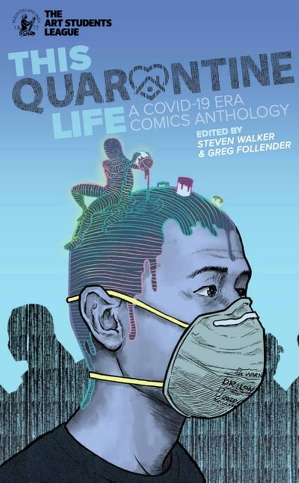 The Art Students League of #NewYork Seeks Submissions for This Quarantine Life.
