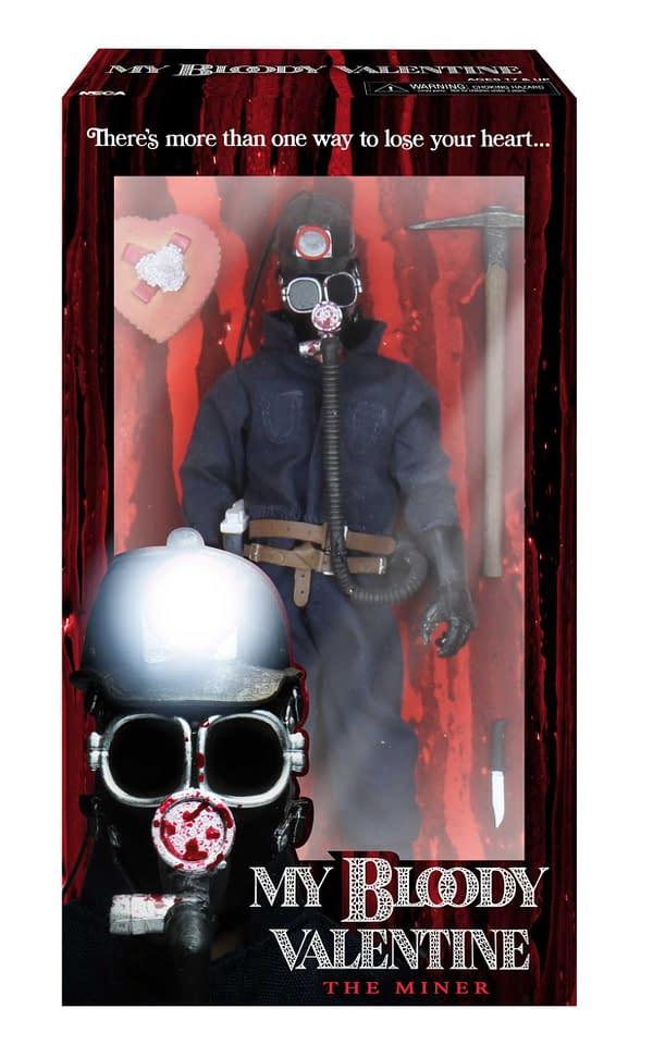 My Bloody Valentine NECA Figure & Blu-ray Steelbook On The Way
