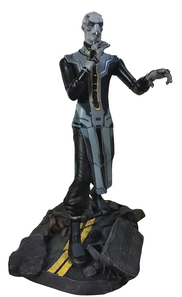 Diamond Select Toys Marvel Gallery Ebony Maw Statue