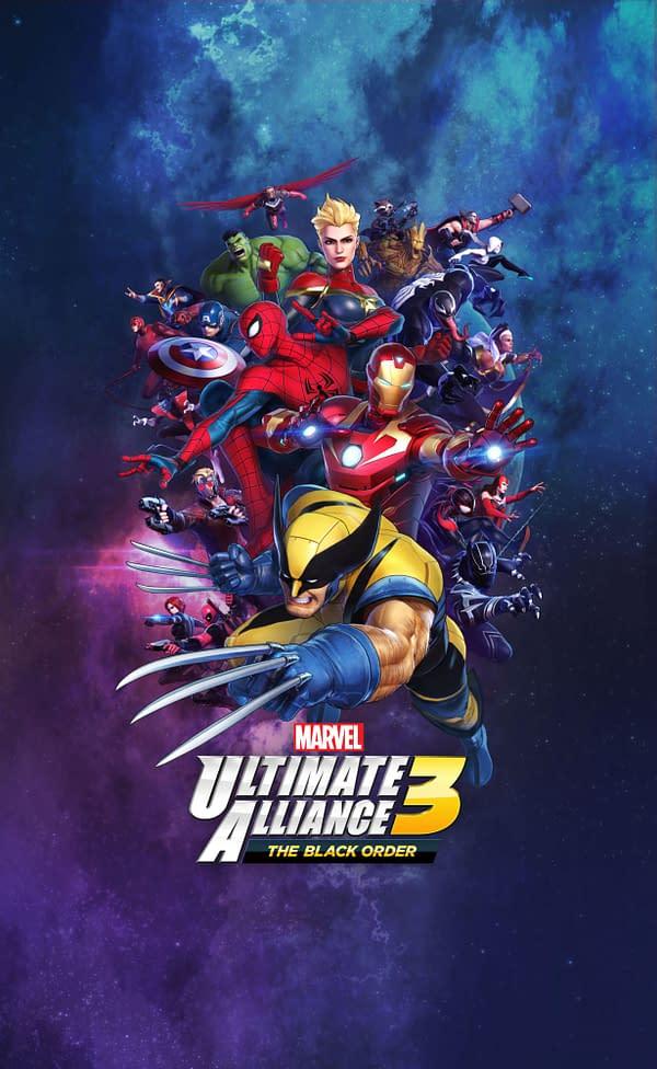 Marvel Ultimate Alliance 3: The Black Order Gets a July Release