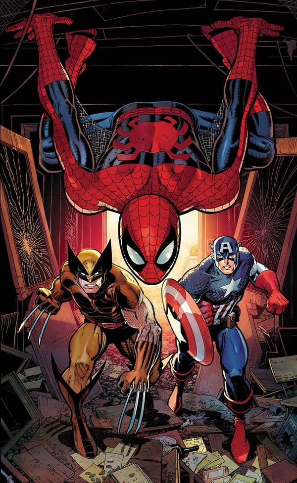 Aladdin/Hamilton's James Monroe Iglehart to Write Spider-Man For Marvel Comics