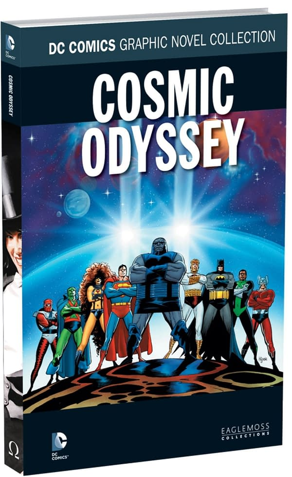 Cosmic Odyssey Comes To DC Hardcovers in Hero Collector June Solicits