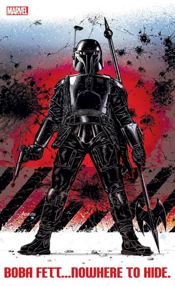 Marvel and Steve McNiven Tease a New Boba Fett Comic