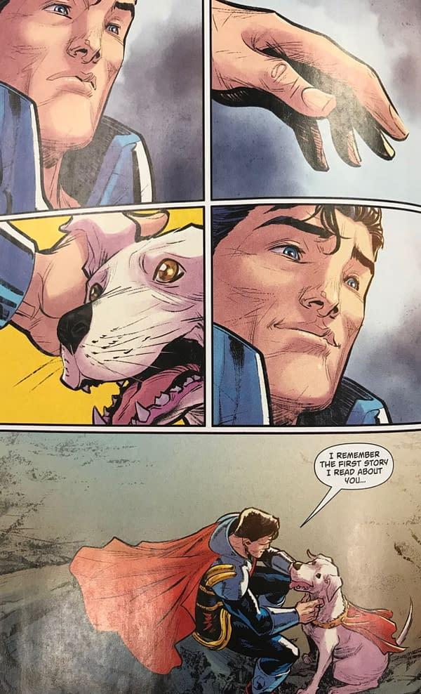 Superboy Prime, Still Making Changes In Death Metal (Spoilers)