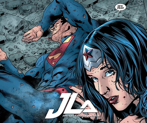 Superman #51 Returns To Light'N'Brighty Superman – But Starts On A Downer