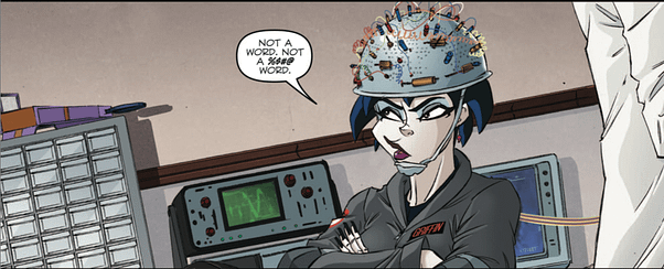 Ghostbusters #12