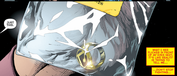 Justice League Vs Suicide Squad #2 Enters DC Rebirth And Watchmen Territory
