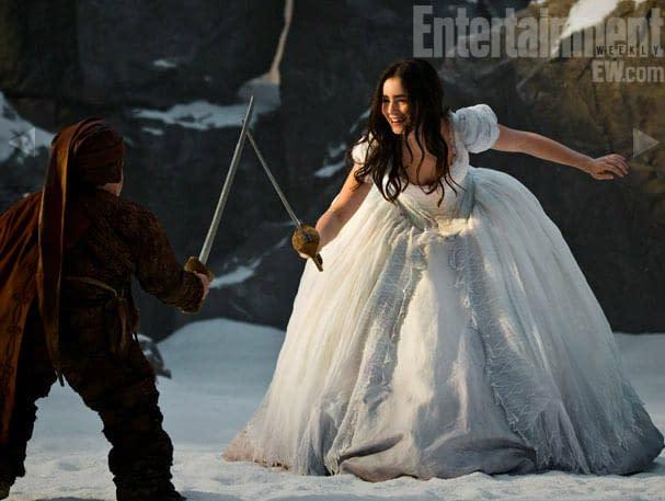 New Stills For Tarsem Singh's Snow White, Plus A Universal vs. Relativity Face-Off