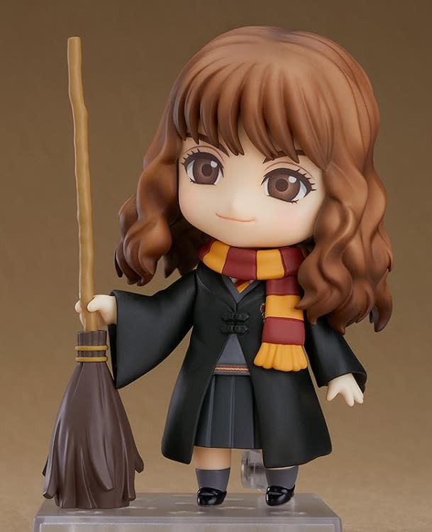 Harry Potter Hermione Granger Nendoroid 4
