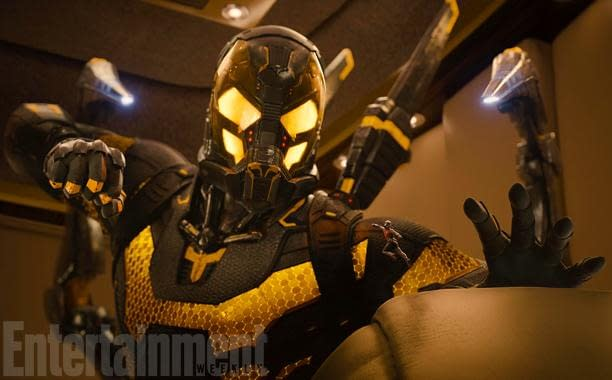 Peyton Reed Admits He Thought Yellowjacket Was a Weak Villain in Ant-Man