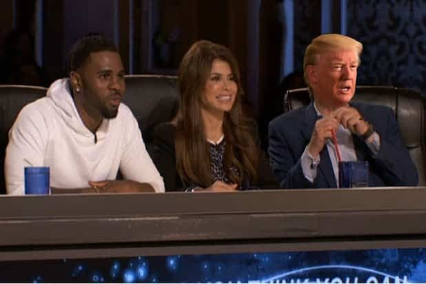 Donald Trump Critiques #TakeTheKnee Protests Like A Guest Judge At A Dance Competition