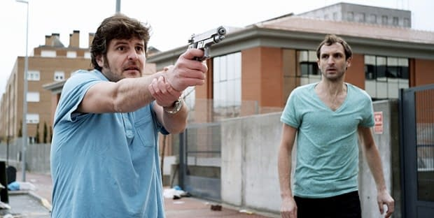 """Some Fresh Images From Nacho """"Timecrimes"""" Vigalondo's Latest Movie Extraterrestrial"""