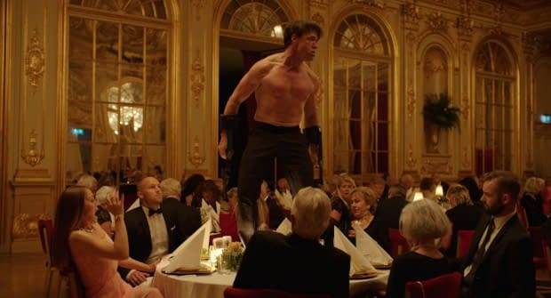Fantastic Fest screening of The Square