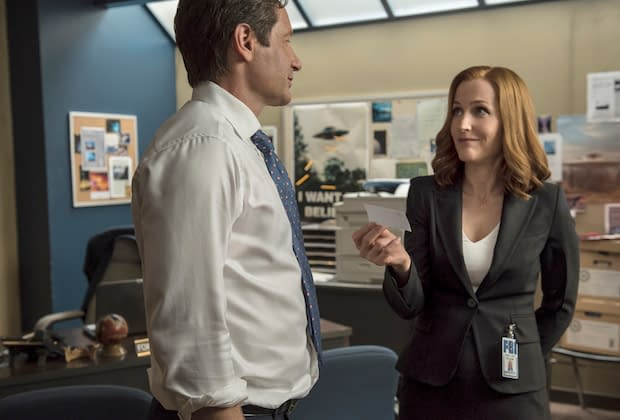 X-Files Season 11 Trailer Reunites Mulder And Scully, Maybe For The Last Time