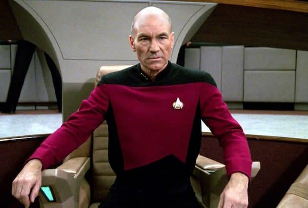 Sir Patrick Stewart to Return to 'Star Trek' in a New Series