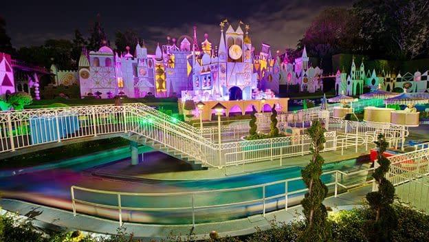 'It's a Small World' Mall in Disneyland to Undergo Upgrades