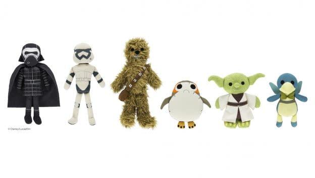 Star Wars: Galaxy's Edge Toydarian Plushies Are Too Cute!
