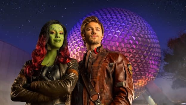 The Guardians of the Galaxy are Coming to Disney's Epcot June 9th