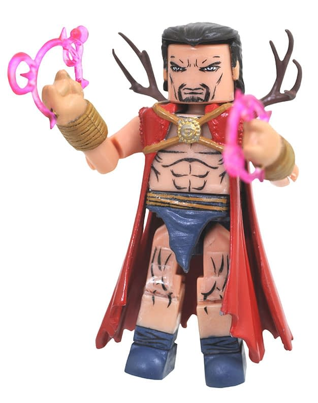 Avengers 1,000,000 Minimates Agamotto