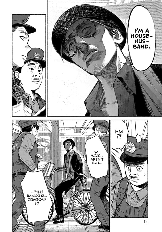 """""""The Way of the Househusband"""" Vol. 1: Screwball Comedy About a Domesticated Yakuza"""
