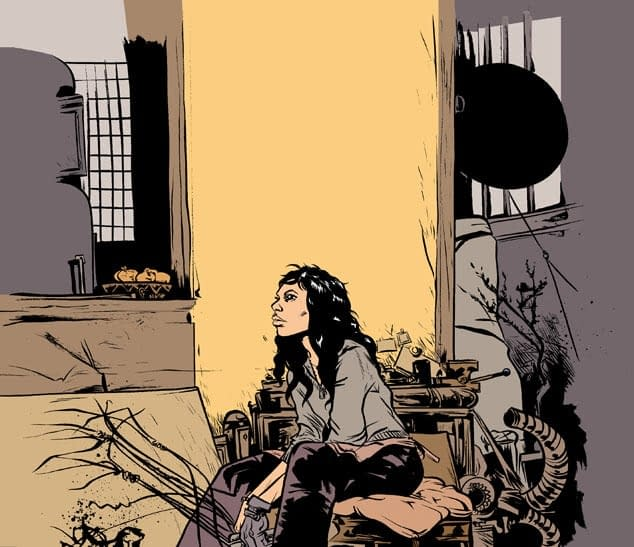 Paul Pope's Heavy Liquid Gets 20th-Anniversary Edition at Image in June