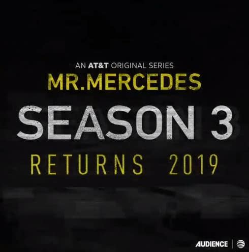 """Mr. Mercedes"" Season 3: Bill Hodges' Glare Steals Our Souls [OFFICIAL POSTER]"
