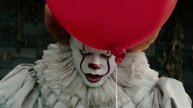 'It' Under Fire From Russian Burger King For Clown's Resemblance To Ronald McDonald