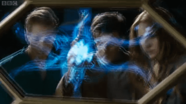 Ten Thoughts About Doctor Who: The Power Of Three