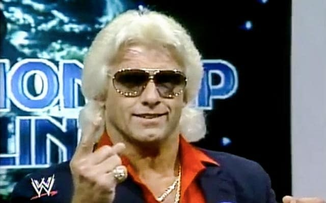 Ric Flair Is In A Medically Induced Coma, Prepping For Surgery