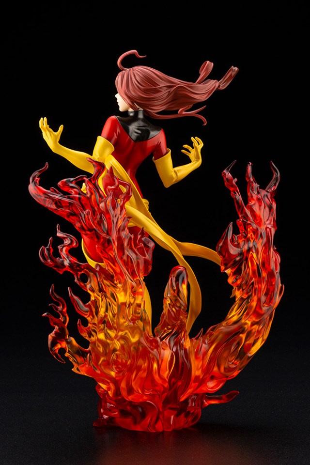 Dark Phoenix Has Been Resurrected with New Kotobukiya Statue [PREVIEW]