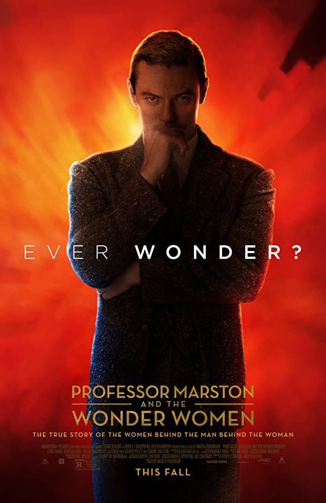Professor Marston And The Wonder Women: New Release Date And Posters