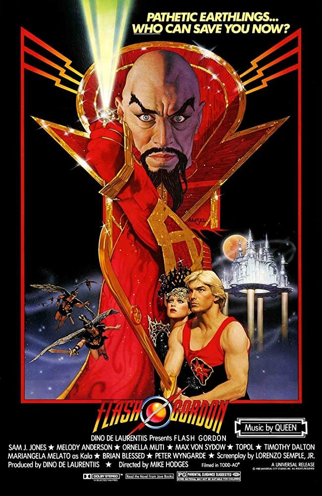 Guardians Of The Galaxy Is The Reason We're Not Getting A Matthew Vaughn Flash Gordon