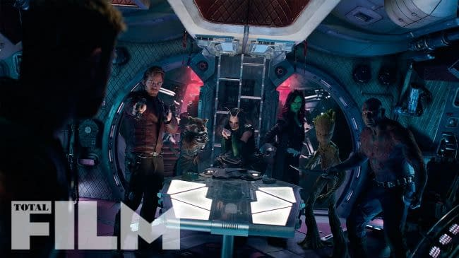 2 New Images from Avengers: Infinity War