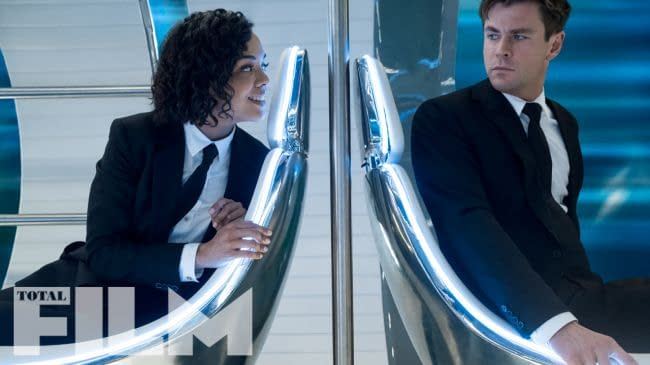 New Men in Black: International Image and Character Descriptions